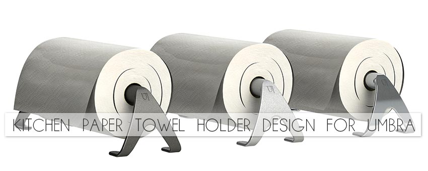 Paper Towel Holder Design